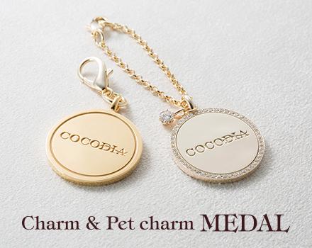 Charm & Pet charm - MEDAL